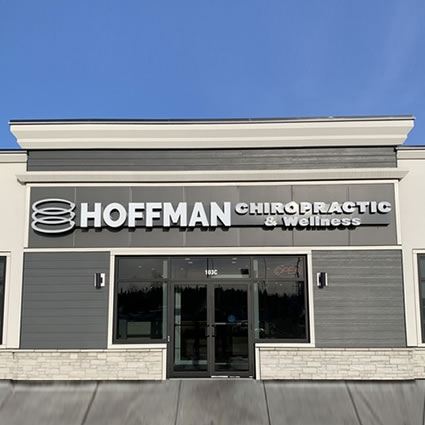 Hoffman Chiropractic & Wellness exterior