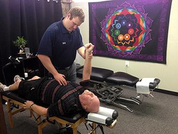 Chiropractic Adjustment Fountain