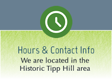 Hours & Contact Info