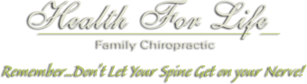Health For Life Family Chiropractic logo - Home