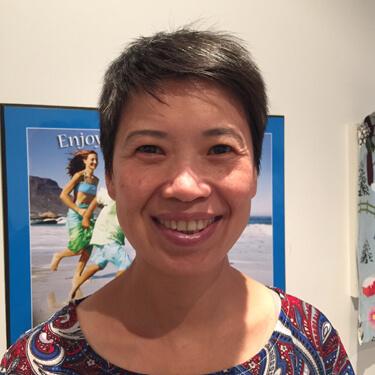 Tanya Tian, Acupuncturist