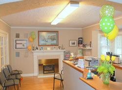 Inside Alliston Chiropractic Wellness Centre