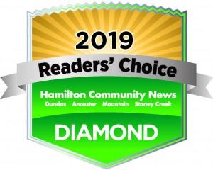 Readers Choice Diamond Award Image - 2019