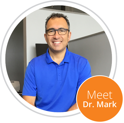 Get to Know Dr. Mark