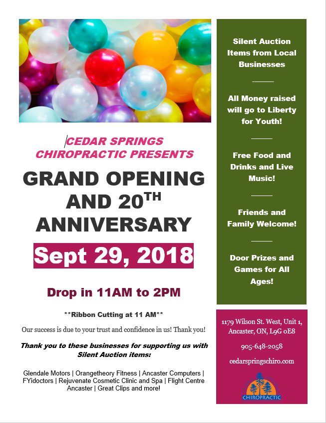 flyer pic of opening