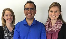 Cedar Springs Chiropractic Team
