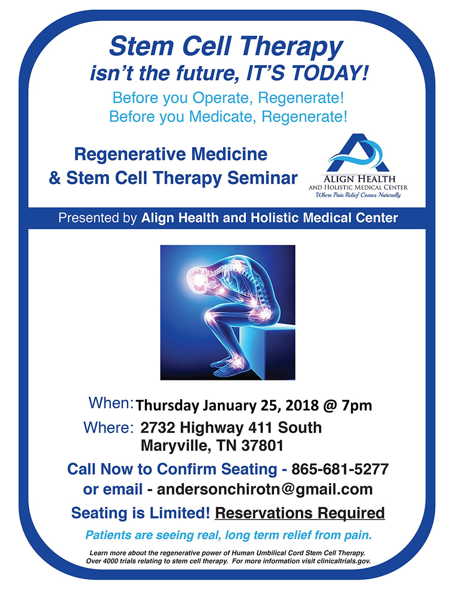 Seminars Maryville Tn Align Health And Holistic