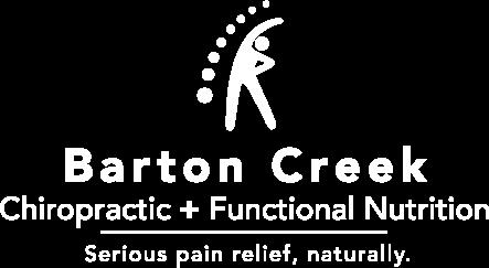 Barton Creek Chiropractic logo - Home