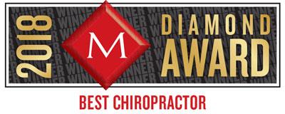 2017 Best Chiropractor in Raleigh