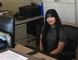 Maria, Chiropractic Assistant