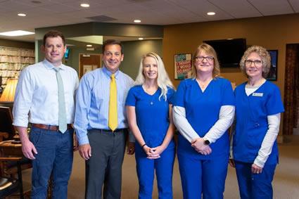 Swickard Chiropractic Clinic team