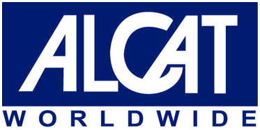 ALCAT worldwide logo