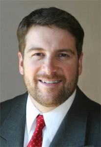 Portrait of chiropractor in Rogue River, Dr. Noah Jarvie