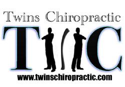 Twins Chiropractic Logo