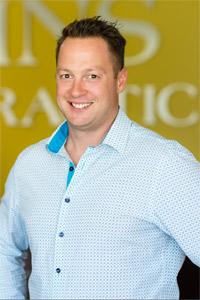 Chiropractor, Dr. David Clements
