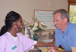 First Visit to Leland Chiropractor
