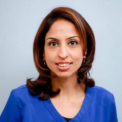 Active Life Wellness Center physiotherapist, Simrandeep Kaur