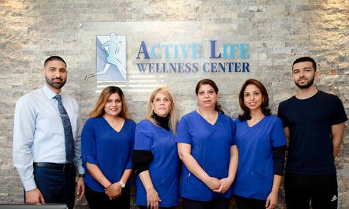 Active Life Wellness Center team
