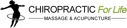 Chiropractic For Life logo - Home