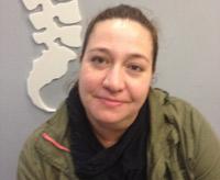 {PJ} Massage therapist, Adriana Marcarian