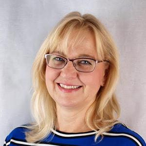 Reflexologist Joanne Mesec