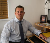 Clacton Chiropractic Clinic Chiropractor, Dr. Wayne Elphinstone (Chiropractor)