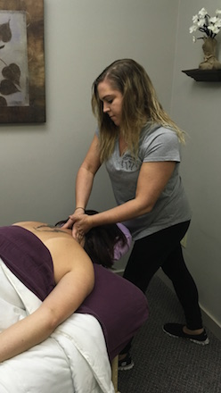 {PJ} Massage Therapy