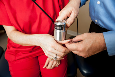 Find Pain Relief With Laser Therapy