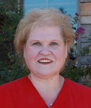 Sherry Hughes, Massage Therapist