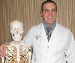 Altoona Chiropractor, Dr. Brett Fye