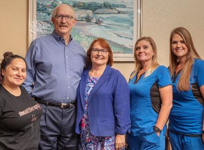 Almaden Family Chiropractic Team