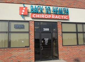 Grimes IA Chiropractor, Back To Health Chiropractic