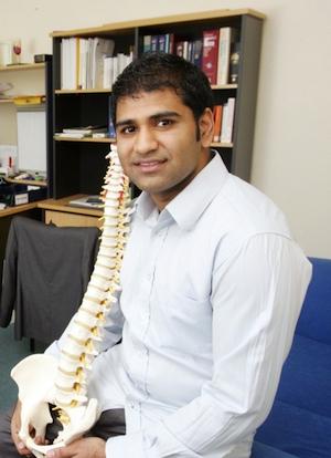 Dr Joseph Dias