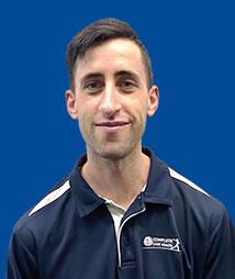Jayson Dunstan, Remedial Massage Therapist