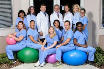 Chiropractor Orlando Kirkman Chiropractic Team