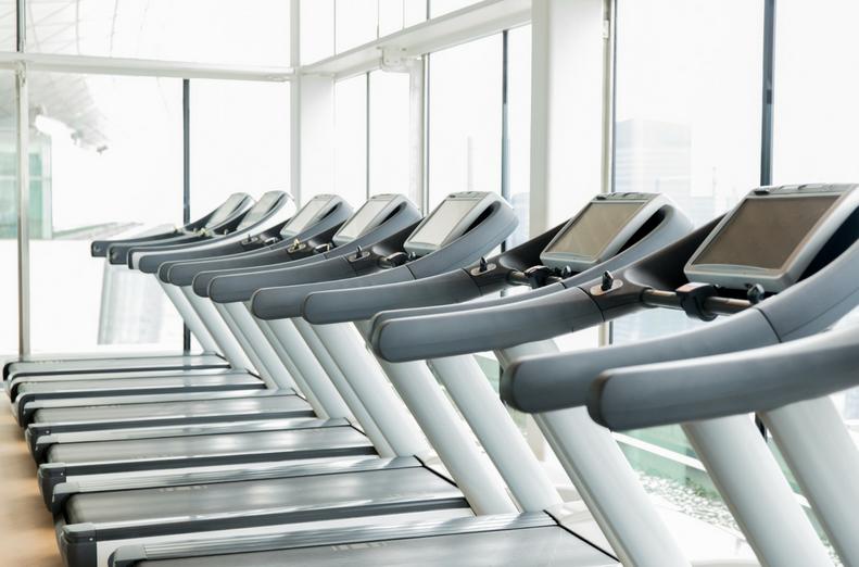 19 treadmill