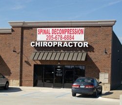 Smith Chiropractic is conveniently located at the Baptist Health Center of Chelsea