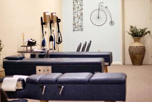 Adjustment and Rehab room