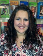 {PJ}  Office Manager, Crissy Vinglass Lidgett