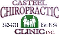 Casteel Chiropractic Clinic logo