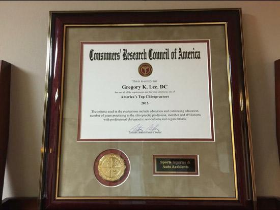 CRCA-award
