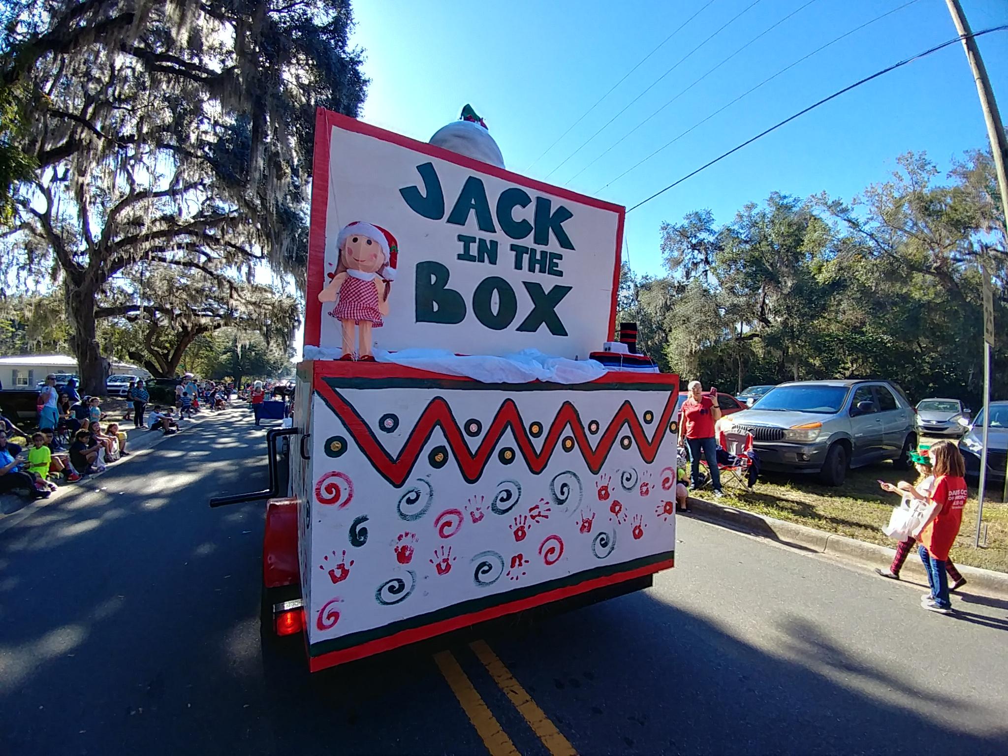 Lady Lake Christmas Parade