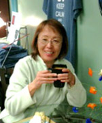 Fairbanks MassageTherapist, Hisako