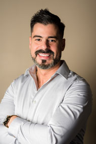 Chiropractor, Dr. Brian Manas