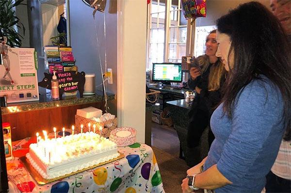 Dr. Barbara birthday