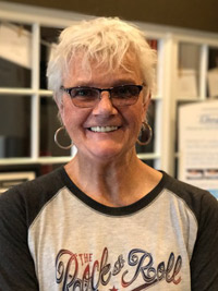 Photo of patient of the week Ingrid R.