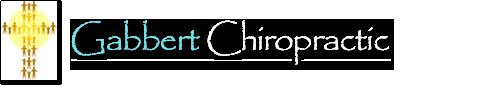 Gabbert Chiropractic logo - Home