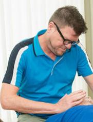Chiropractor Amsterdam Dr. Glenn Drewry