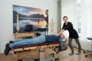 Chiropractor Amsterdam Robyn Angell-Pawlowski