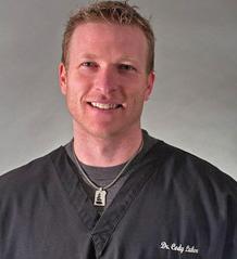 Portrait of chiropractor in Broken Arrow, Dr. Cody Luker